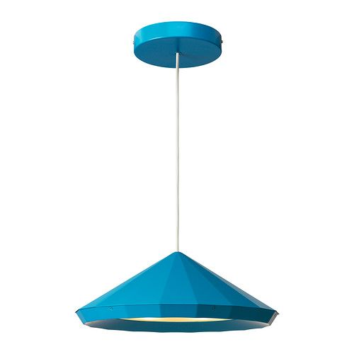 IKEA PS 2012 Suspension LED - bleu  - IKEA