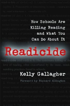 Absolutely changed the way I teach! If you are a secondary level English teacher, you must read this! I feel inspired.