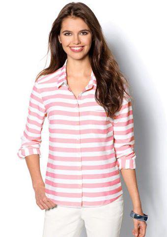 Pruhovaná košeľa #ModinoSK #clothing #stripes #trendy #pruhy #pruzky #fashion #trend #styl #obleceni