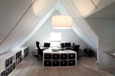 Kantoor op zolder kantoortje pinterest blog tips tips and blog - Kamer en kantoor ...