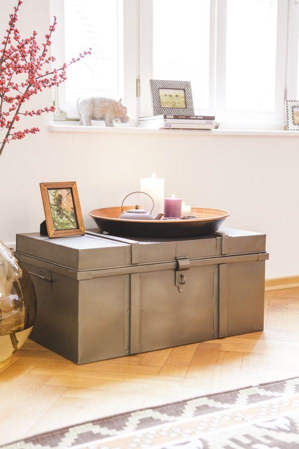 ber ideen zu couchtisch truhe auf pinterest. Black Bedroom Furniture Sets. Home Design Ideas