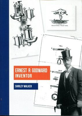 Ernest R Godward, Inventor. Kris' Great Great Grandfather