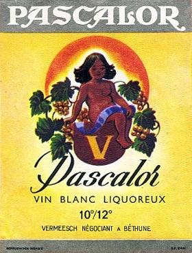 Pascalor - Vin Blanc Liquoreux - 10/12°