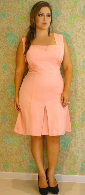 EfeitoAgulha : moda plus size