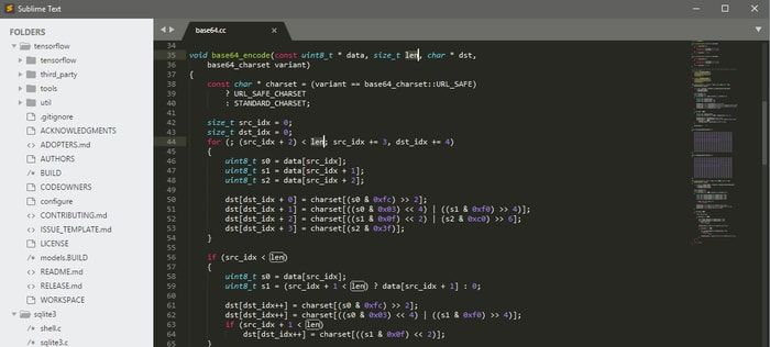 Best Markdown Editor Top 20 Reviewed For Linux Users Sublime Text 3 Web Design Linux