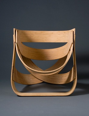 Beautiful chair, made from a very important material:  Bamboo Chair (c) Atelier Remy & Veenhuizen