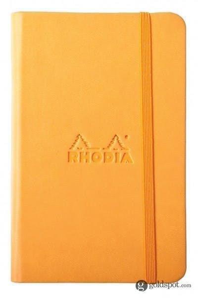RHODIA Rhodiarama Orange Lined 90 g 96 sh 3 ½ x 5 ½
