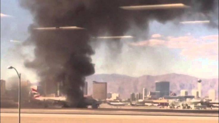 Mayday! Mayday!: British Airways pilot dramatic call as plane crashes fire