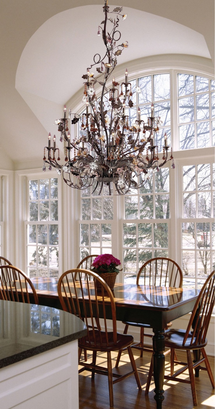 Elk Lighting Cristallo Fiore Chandelier