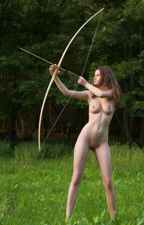 Tiny hot archery women nude fuckmages