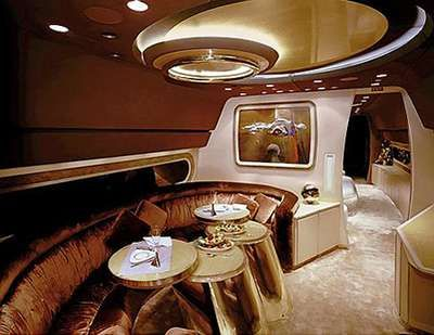 Luxurious Private Flights -