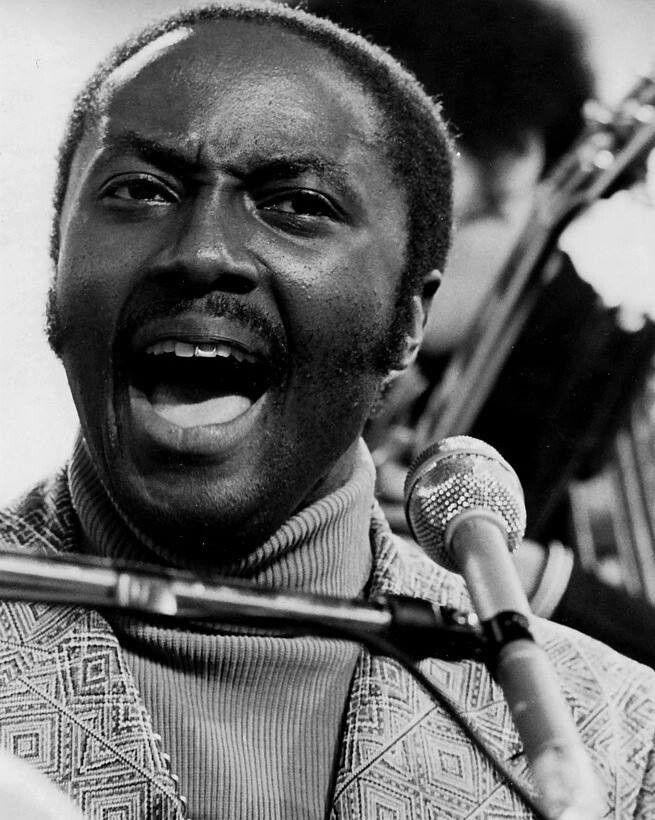 Black male rhythm and blues singers