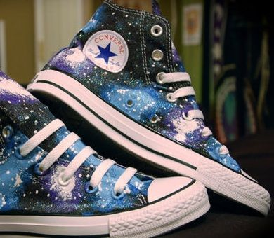 Custom Converse gallery: design your own unique shoes