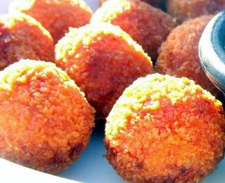 Cinders Says: What's Cooking? - Sauerkraut Balls and Polish Hors D'oeuvres