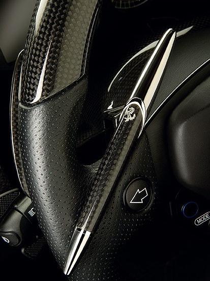 Ferrari carbon fiber pen