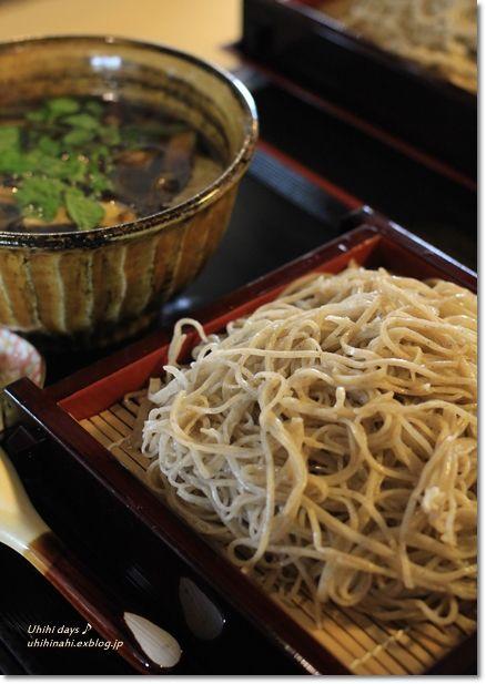 Japanese Soba Noodles せいろそば