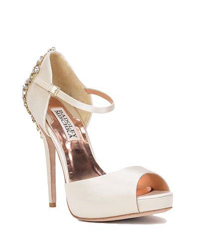 Kindra Embellished Bridal Shoe, only the most gorgeous bridal shoes in the world