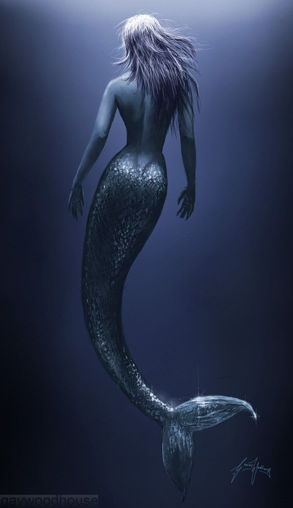 More awesome mermaid art