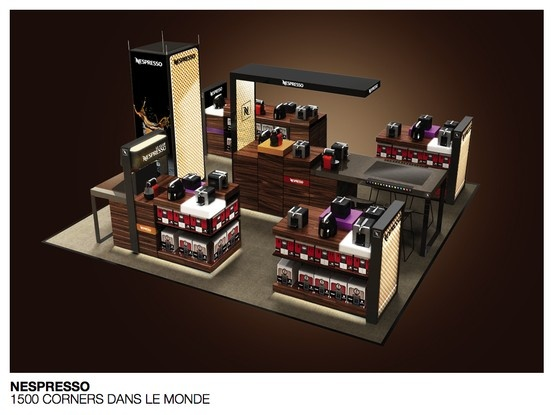 17 best images about nespresso on pinterest retail. Black Bedroom Furniture Sets. Home Design Ideas