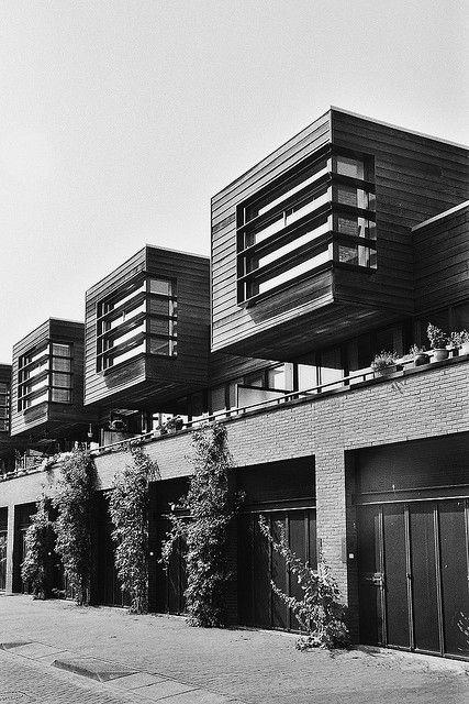 Amsterdam: Row Houses