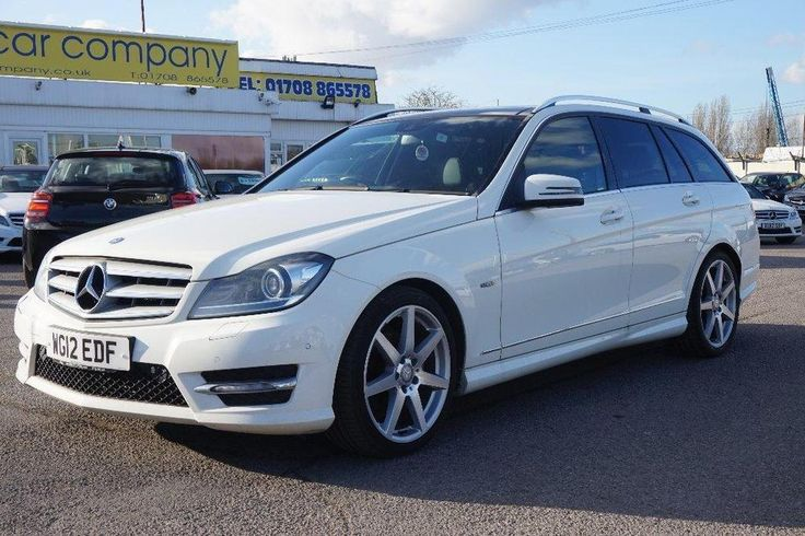 2012 Mercedes-Benz C Class 2.1 C250 CDI BlueEFFICIENCY Sport 7G-Tronic 5dr #Used #Mercedes #For #Sale #Essex