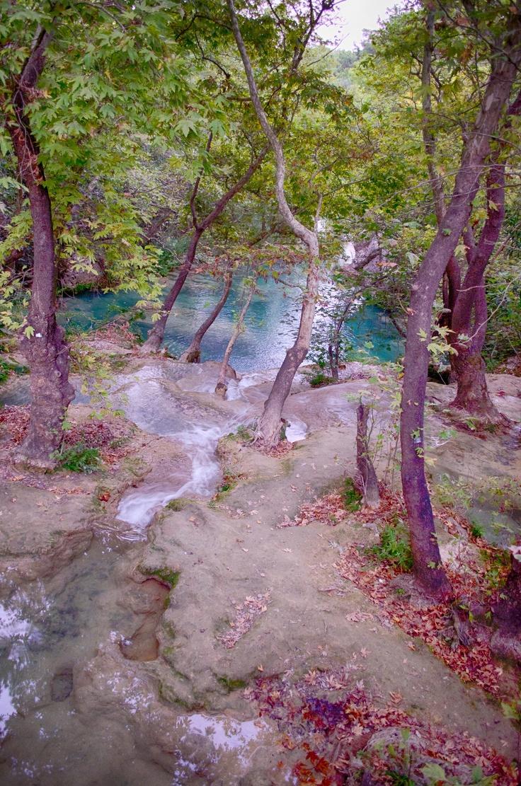 Kursunlu park. Antalya. Turkey