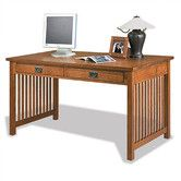 Found it at Wayfair - Craftsman Home Office Writing Desk with 2 Drawer