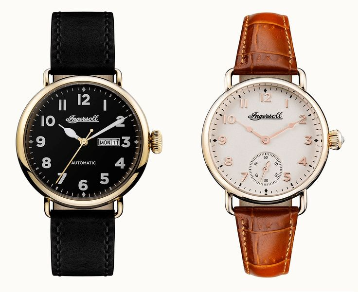 Looking for that perfect Christmas present? With over 125 years of heritage and a fascinating history of innovation, the Ingersoll Watch Company is one of America's oldest watchmaking companies. | Ingersoll Watches BuyMeOnce