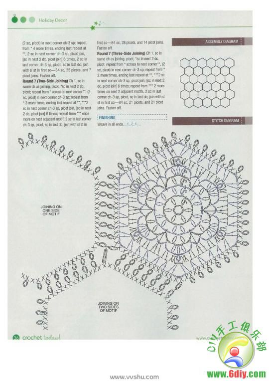 Plaids au crochet - Plaid au crochet - Le blog de monde-creatif