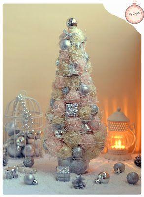 """Christmas Tree """"Christmas cake"""""""