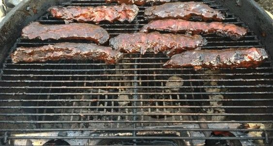 how to cook pork loin riblets