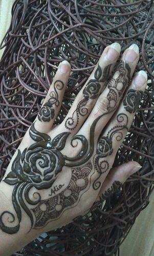 lush Rose by Alia Khan