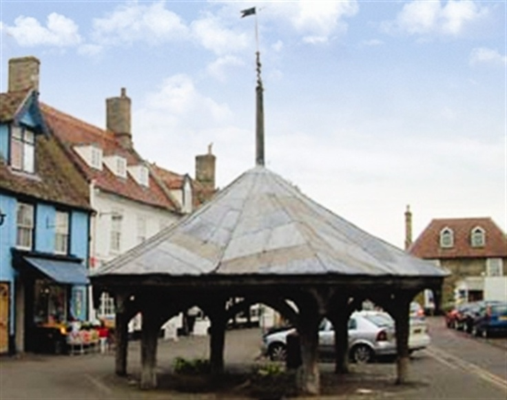 Mildenhall village, England  I lived in one of the next towns over from here.