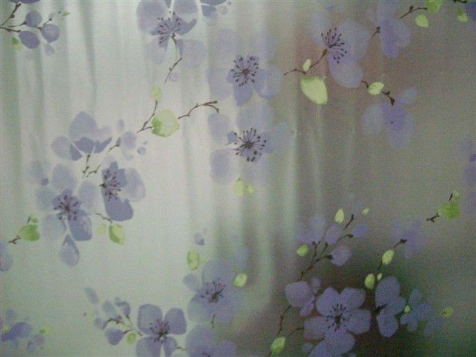 Free shipping , New design pvc self-adhesive privacy stained glass film  Anti UV and Heat Protection $40.00
