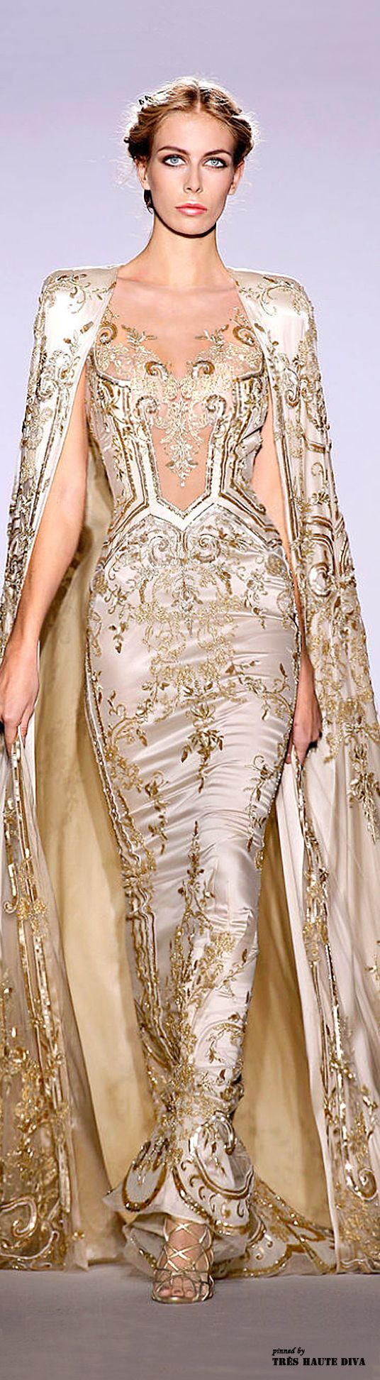 Zuhair Murad Spring2013 Couture                                                                                                                                                      More