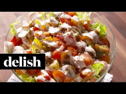 Best BLT Pasta Salad Recipe - How To Make BLT Pasta Slad
