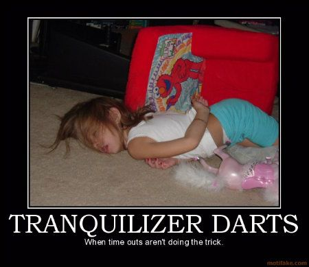 snopes.com: FDA Approves Tranquilizer Dart Guns That Put Kids to Sleep