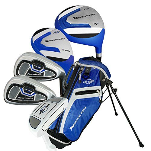 Ray Cook 2017 Manta Junior Kids Golf Set with Bag