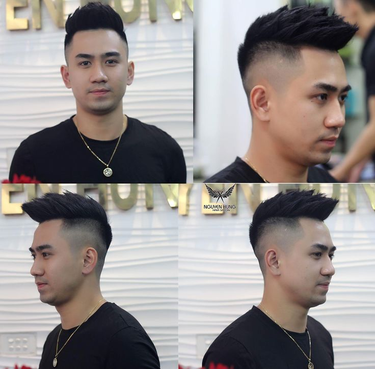 Side fade and texture top