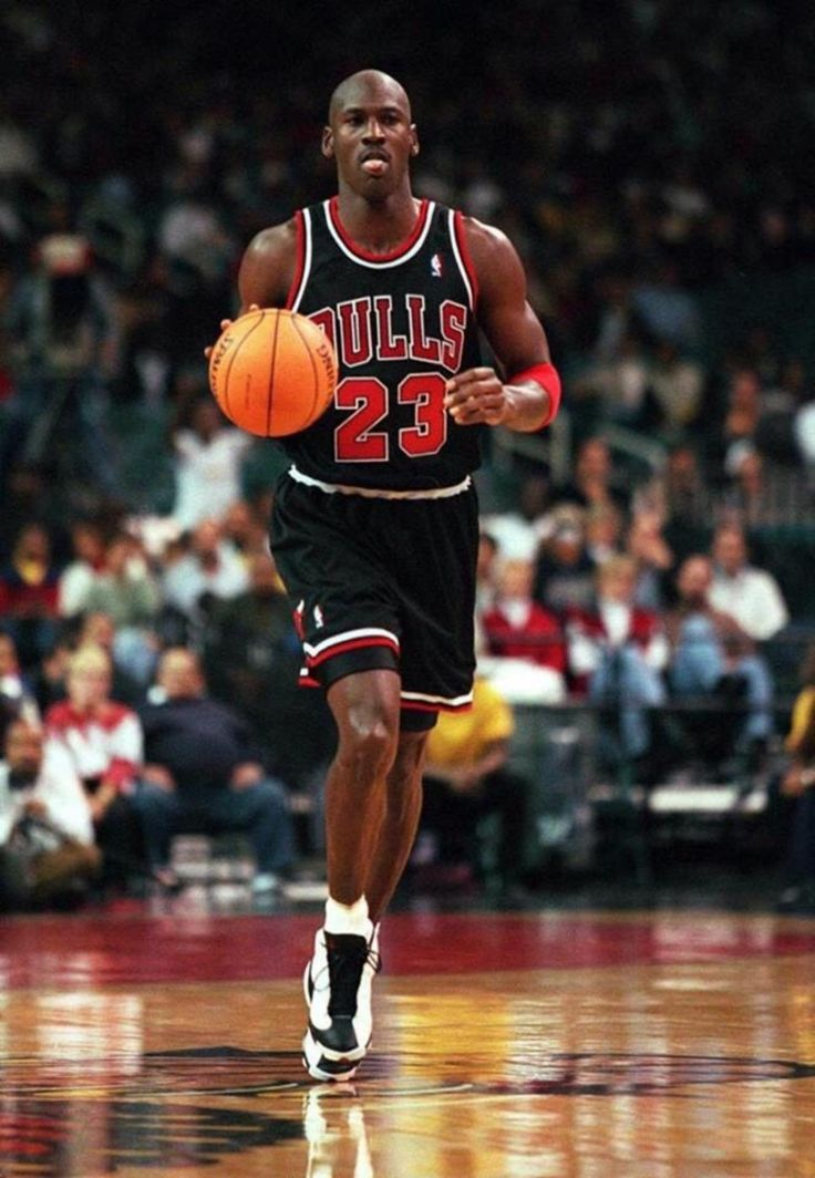 9a7e3343976 Find this Pin and more The True Story Behind the Banned Air Jordan Michael  ...