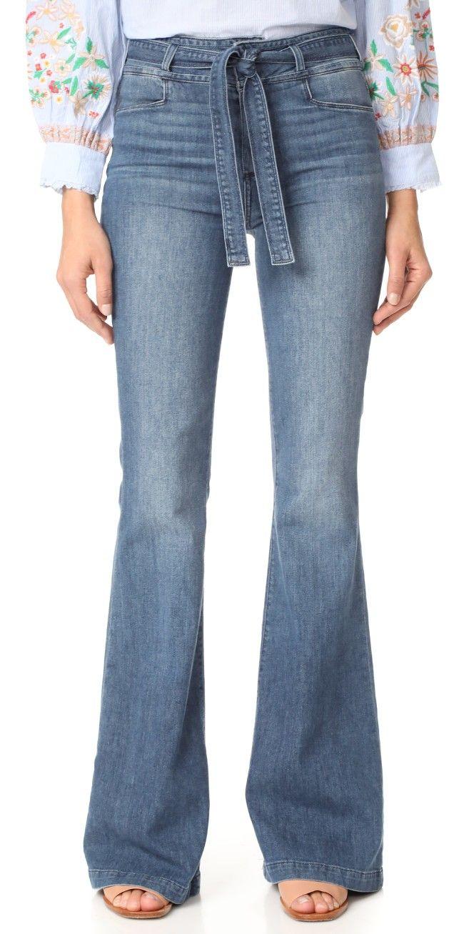 PAIGE Chandler Flare Jeans | SHOPBOP