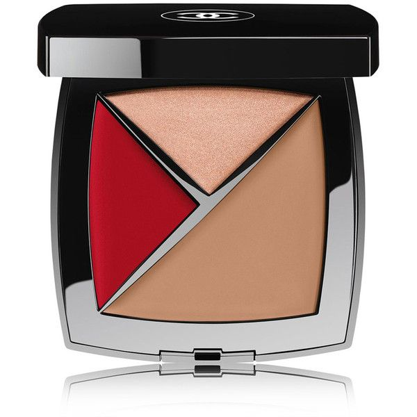 CHANEL Conceal-Highlight-Colour - Colour Beige Intense ($68) ❤ liked on Polyvore featuring beauty products, makeup, face makeup, chanel cosmetics, chanel face makeup, chanel makeup, highlight makeup and highlight face makeup