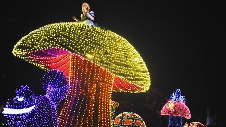 UPDATE 1/17/17: Some of our guests have asked whether the Main Street Electrical Parade Premiere party will still be held in the event of rain. If the parade performance on Jan. 19 is cancelled because of the weather, don't worry - we'll have you