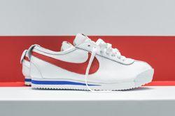 NIKE CORTEZ '72 (WHITE/RED/BLUE) - Sneaker Freaker