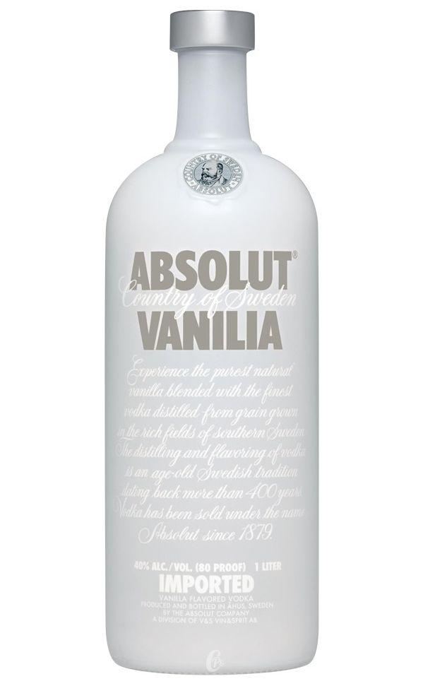 Vodka Absolut Vanilia
