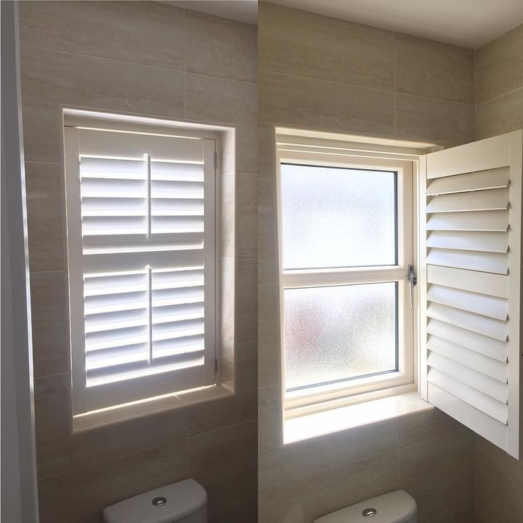 Waterproof Shutterco for the bathroom Call for a free in-home consultation 018359555 #recent #stepaside #bathroomshutters #waterproof #shutters #shuttersdublin #shuttersireland #ensuite #newhampshireinteriors #shutterblinds #shutterco