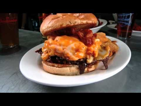 Boston Burger Company (Phantom Gourmet): There is one in Davis Square (Somerville). Adjacent to J.P. Licks. Also one in Boston Mass Ave. And Boylston