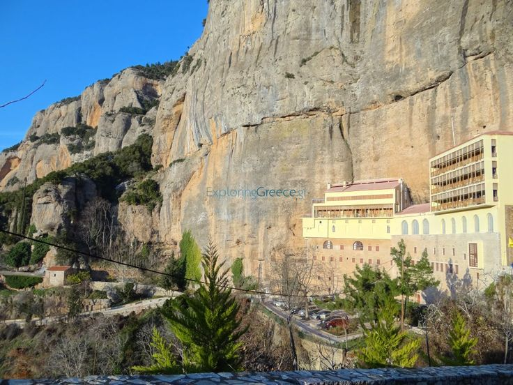 Mέγα Σπήλαιο/Αχαΐα Mega Spileo/Achaia