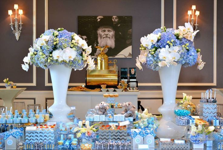 ORNATUS EVENTS PRODUCTIONS www.ornatus-events.com Passion for Decor - Brit Milah - Bris - Jewish Baby Naming - Events Decor Ideas - Flowers - It´s a Boy - Miami Events - Events Style - Baby Celebrations - Blue Decor - Inspiration - Centerpieces - Linnens - Baby Showers - Dessert Table.