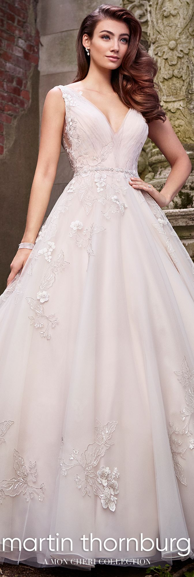 Martin Thornburg Brianna Martin Thornburg Wedding Dresses Mon Cheri Long Sleeve Wedding Gowns Modest Wedding Gowns Princess Wedding Dresses